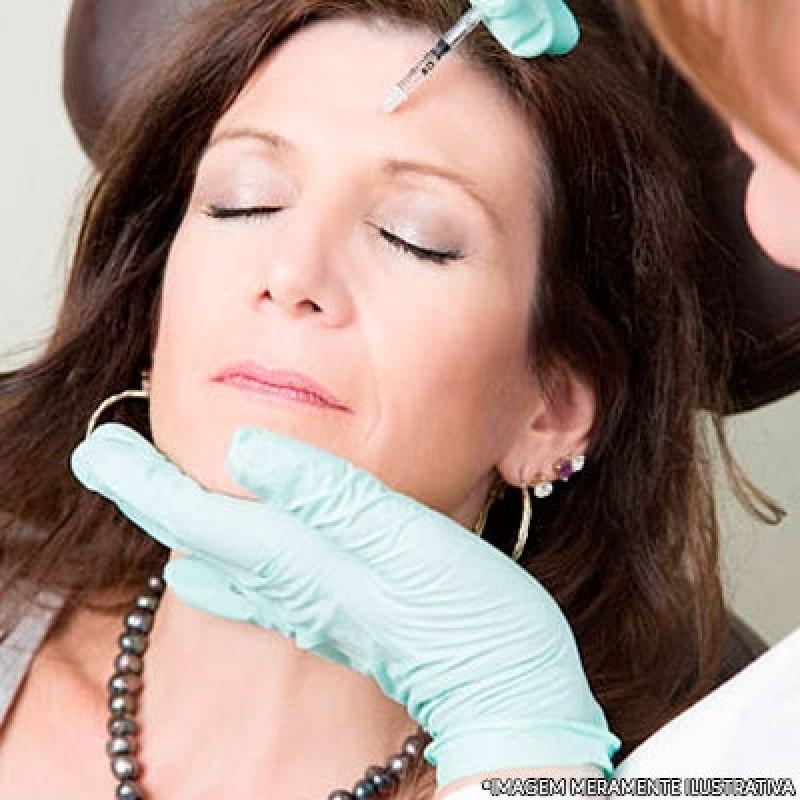 Botox e Preenchimento Facial Sacomã - Preenchimento Facial com ácido