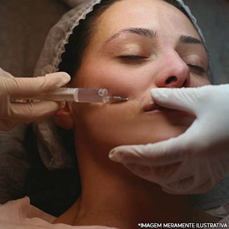 Clínica para Preenchimento Facial Bigode Chinês Jardim São Luiz - Preenchimento Facial Permanente