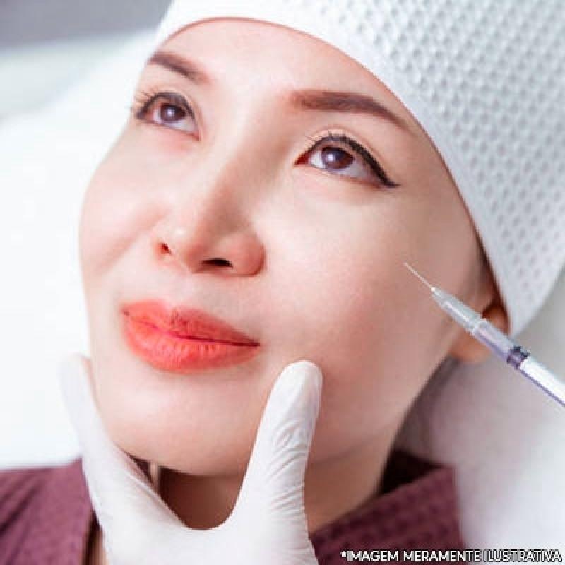 Clínica para Preenchimento Facial com ácido Hialurônico Morumbi - Preenchimento Facial Masculino
