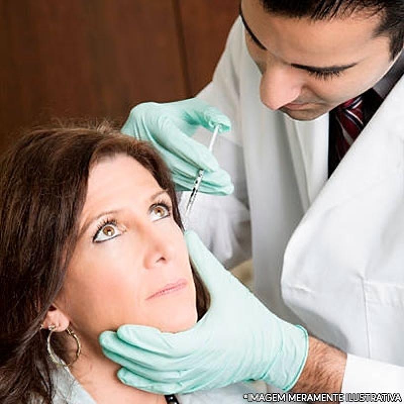 Fazer Botox e Preenchimento Facial Moema - Preenchimento Facial Masculino