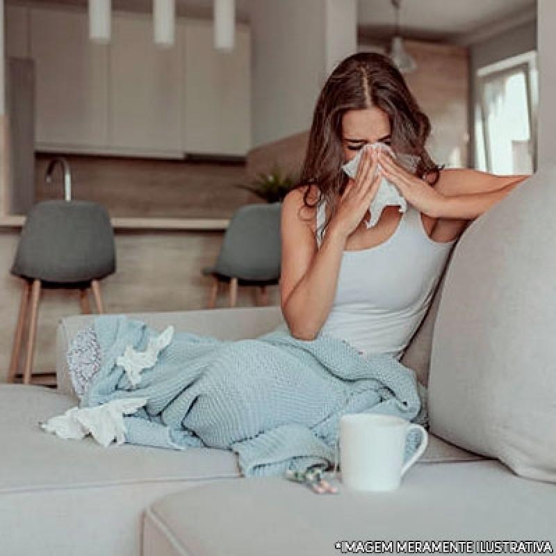 Onde Fazer Tratamento de Bronquite São Bernardo do Campo - Tratamento de Alergia de Pele