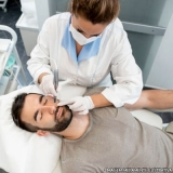 clínica de microagulhamento rosto Vila Arapuã