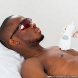 clínica que faz depilação a laser pele negra Jockey Club