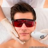 depilação a laser no rosto Ipiranga