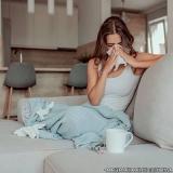 onde fazer tratamento de bronquite Jardim Maria Estela