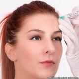 preenchimento facial com ácido hialurônico agendar Sacomã