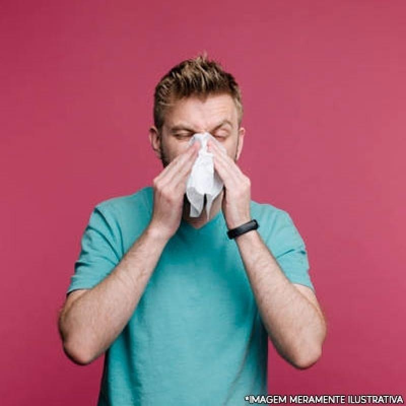 Tratamentos de Rinite Jardim América - Tratamento de Alergia de Pele